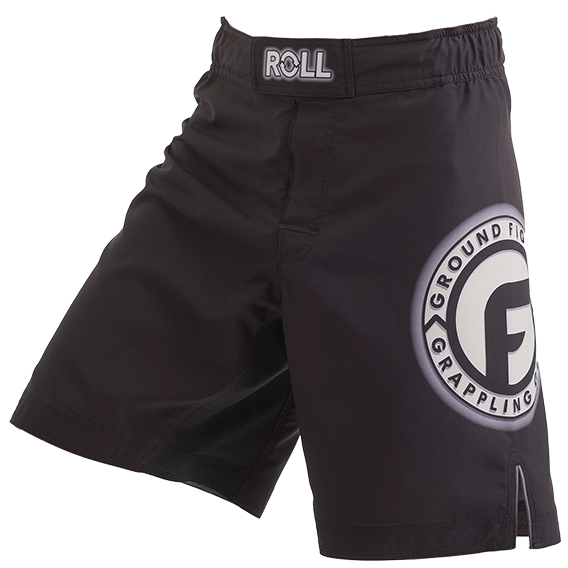 Eclipse Grappling Shorts - Black