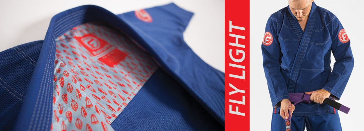 Ground Fighter BJJ Fly Light Gi
