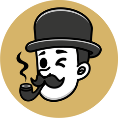 Cakesman Pipe Smoking