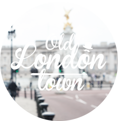 Old London Town Logo