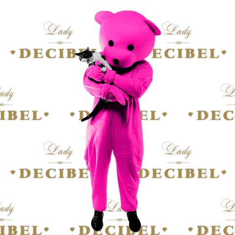 Pink Bear x Lady Decibel x Cake & Pussy - Sept 8th McQueen