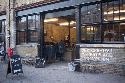 Unit 89 Shop Front Stables Market Camden