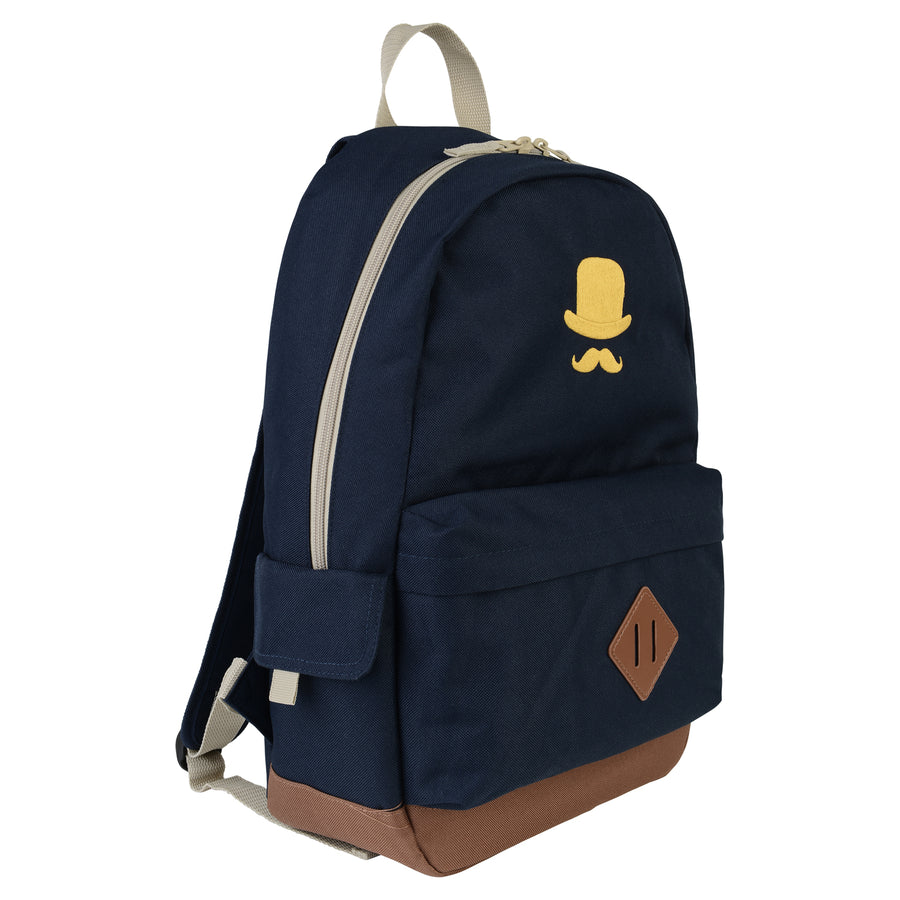 Conan Cakebox Navy Backpack - Cake & Pussy