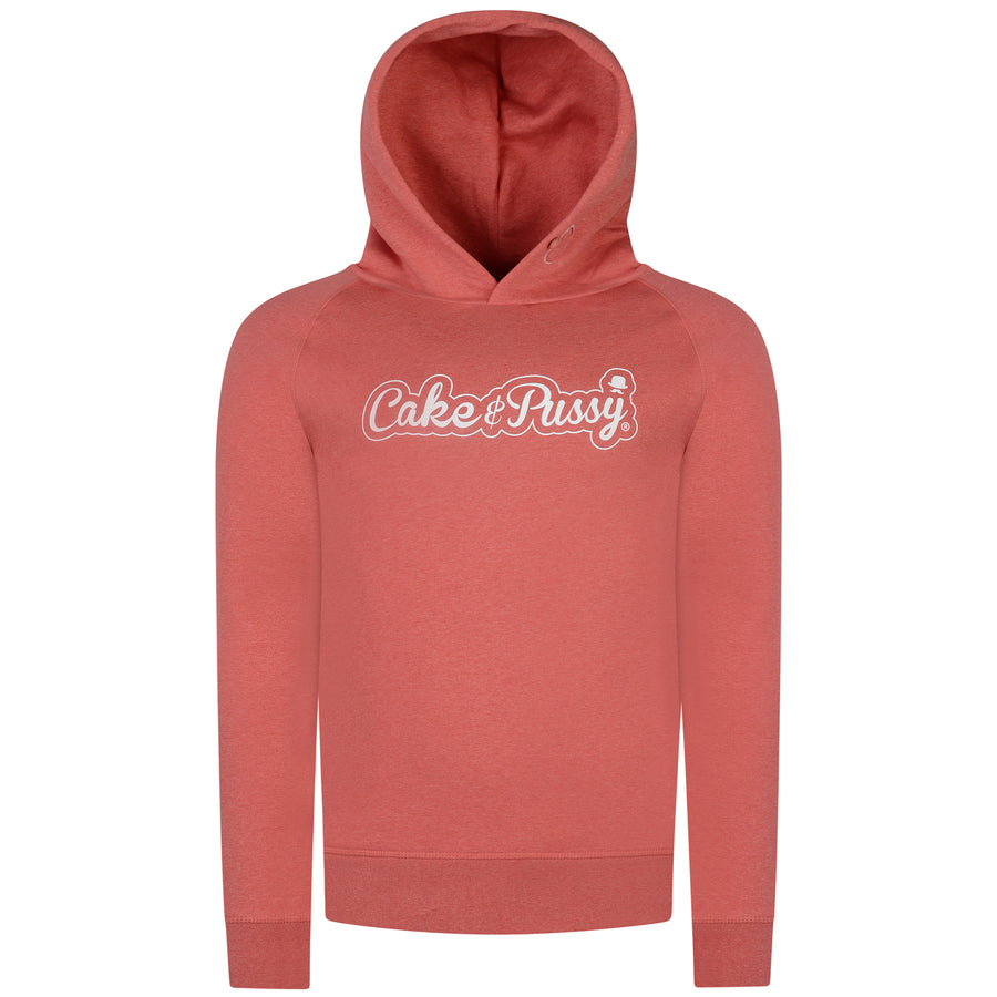 Saucy Stanley Red Hoody - Cake & Pussy