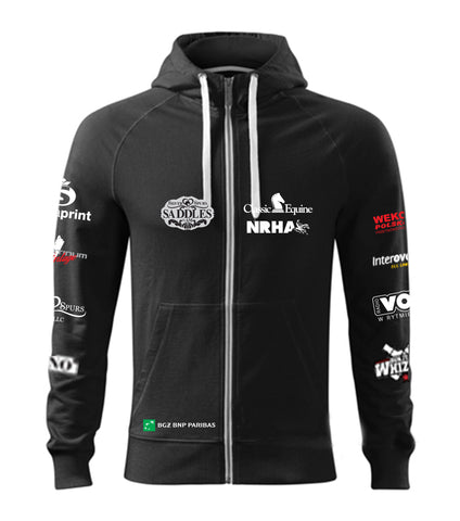 NRHA EAC 2017 hoodie for men