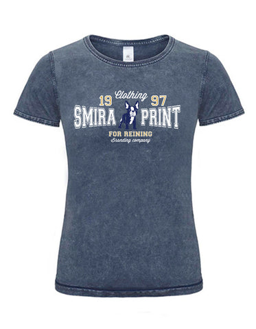 Smira Print collection denim print T-Shirt for women