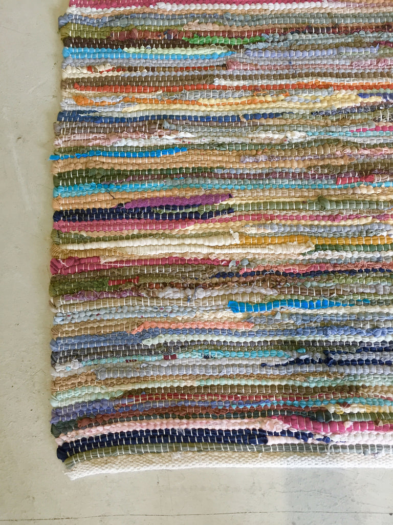 Exceptional Cotton Rag Rugs U2022 8 X 10 And 6 X 9