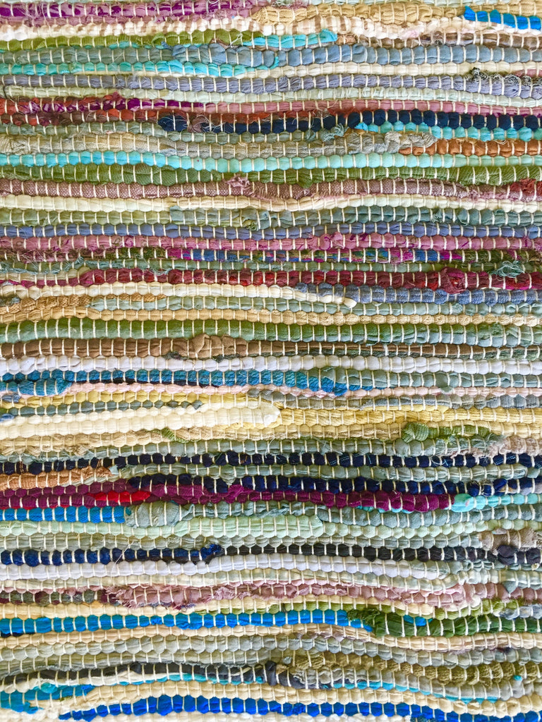 coloured rag knit only recycled x best ask rug raggy plain rugs chindi shaggy ideas multi braided pile