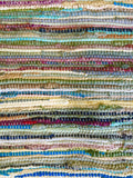 Cotton Rag Rugs • 8 x 10 and 6 x 9