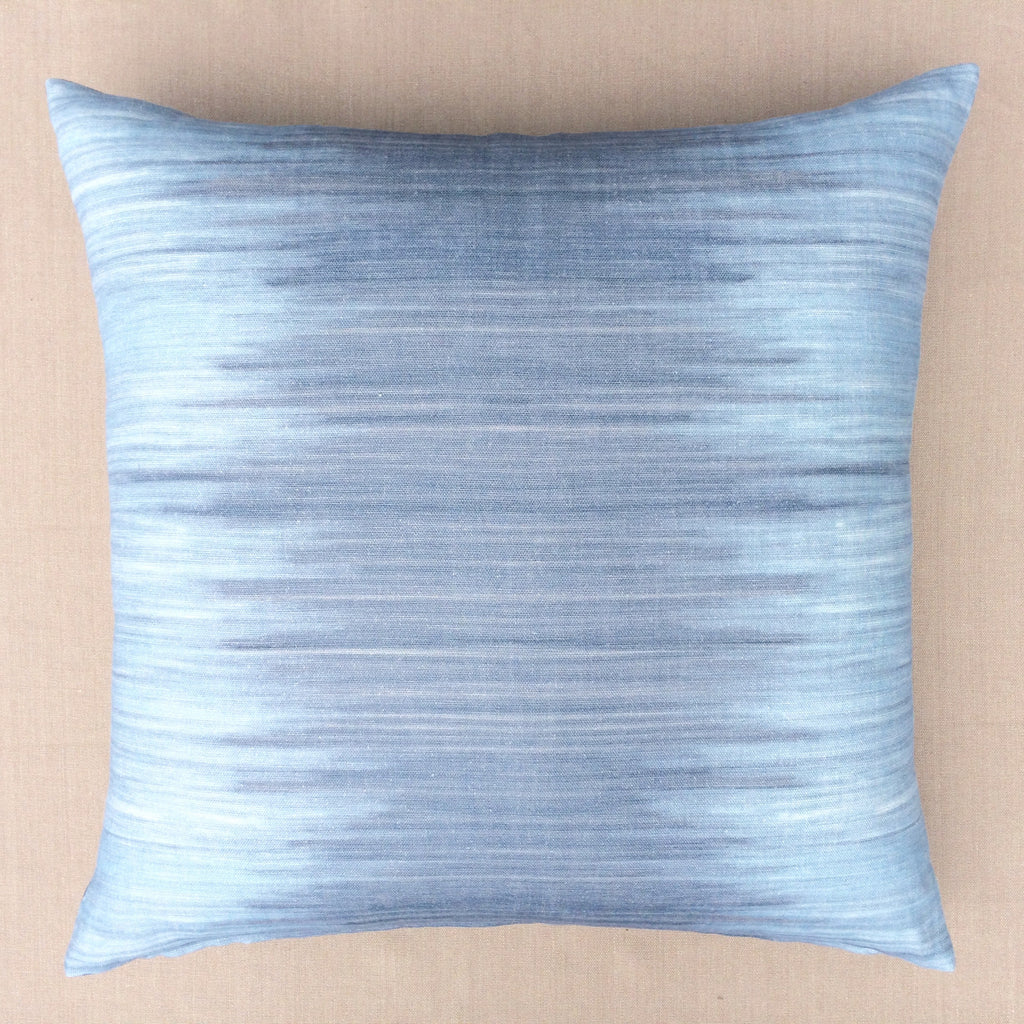 Square Blue Haze Pillow