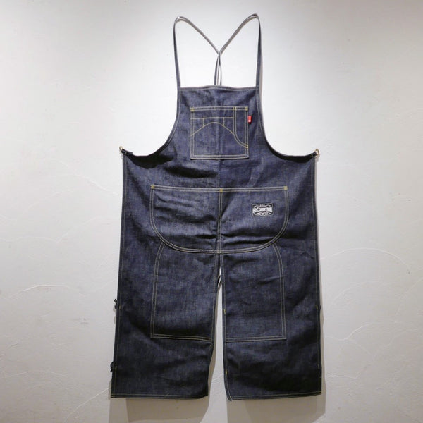 HI-CONDITION Pants Apron