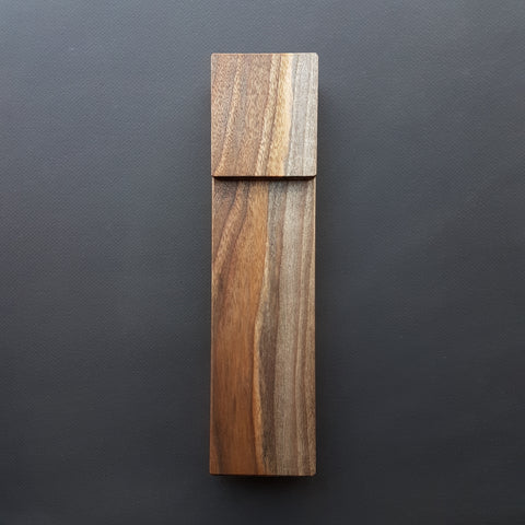 Jude Noteboom Walnut Stone Holder