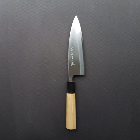 Nenohi Kasumi White Deba 165mm Ho Wood Handle
