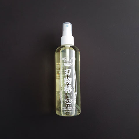 Kurobara Tsubaki Oil Large 245mL (Spray)