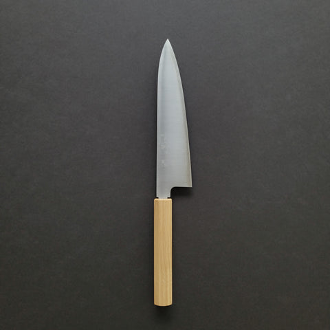 Konosuke GS+ Gyuto 210mm Khii Chestnut Handle
