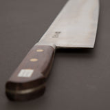 Morihei Hisamoto Vintage SK-4 Carbon Gyuto 360mm Rosewood Handle | Tosho Knife Arts