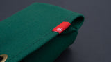 HI-CONDITION Hanpu Canvas 6 Pockets Knife Roll Mid Green