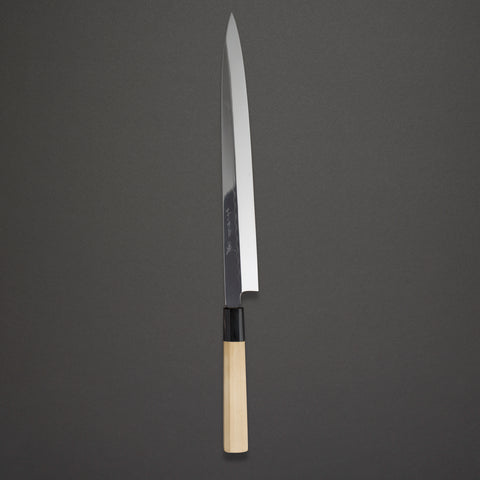 Nenohi Honyaki White Steel<br>300mm Yanagiba
