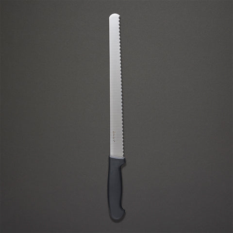 Hitohira Hiragana Bread Knife 300mm Plastic Handle