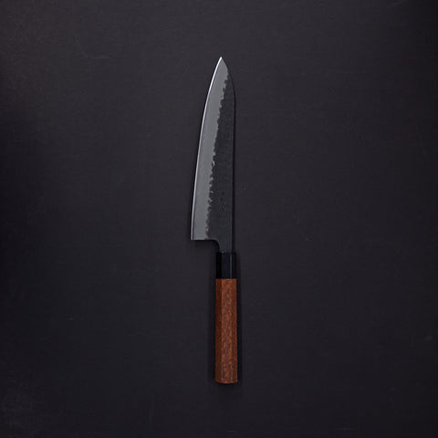 HITOHIRA SB Kuro Gyuto 210mm Lacewood Handle