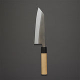 Konosuke Sanjo Kurouchi Blue #2 Santoku 165mm Ho Wood Handle