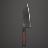 Takeda NAS Funayuki 190mm Rosewood Handle | Tosho Knife Arts