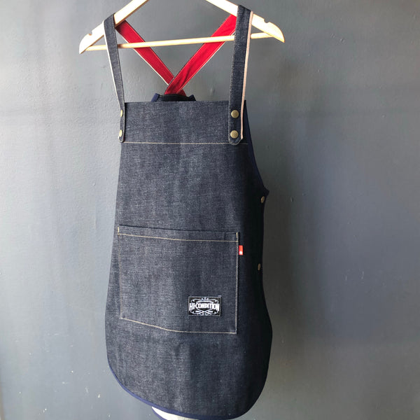 HI-CONDITION Selvage Denim Apron FAB