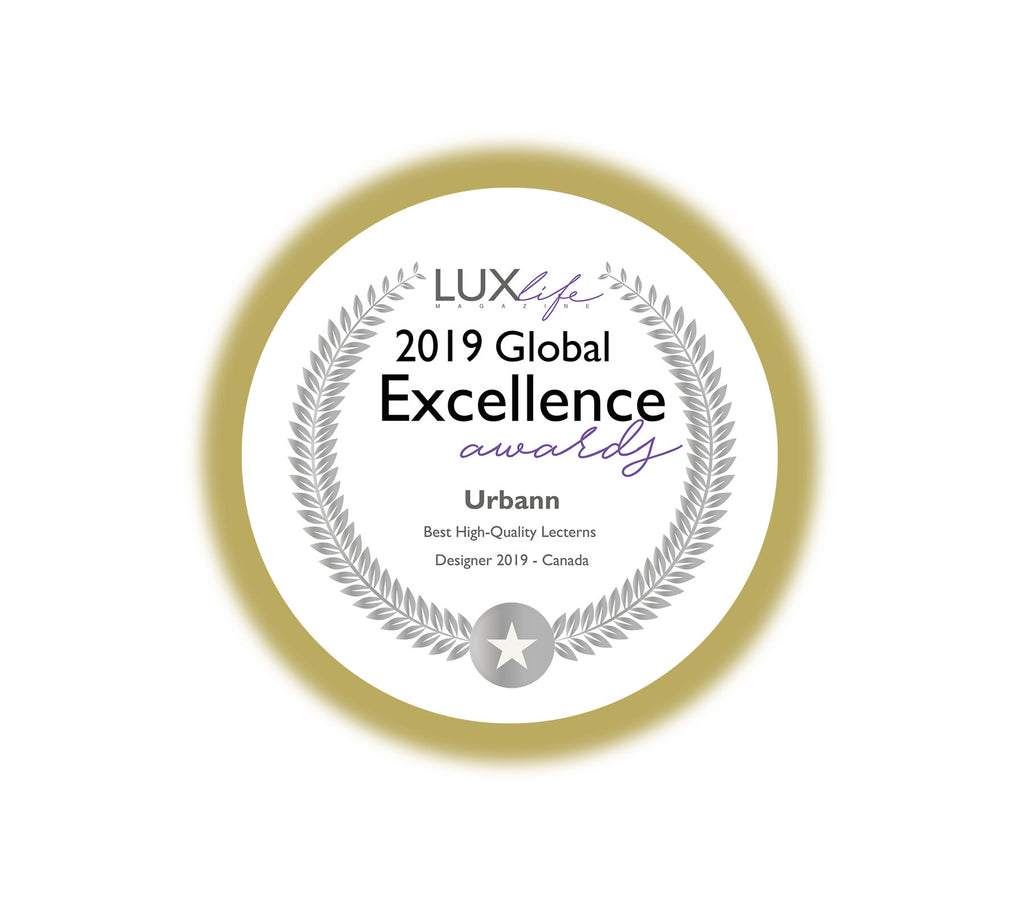 Global Excellence Awards: Urbann is Best High-Quality Lecterns Designer 2019