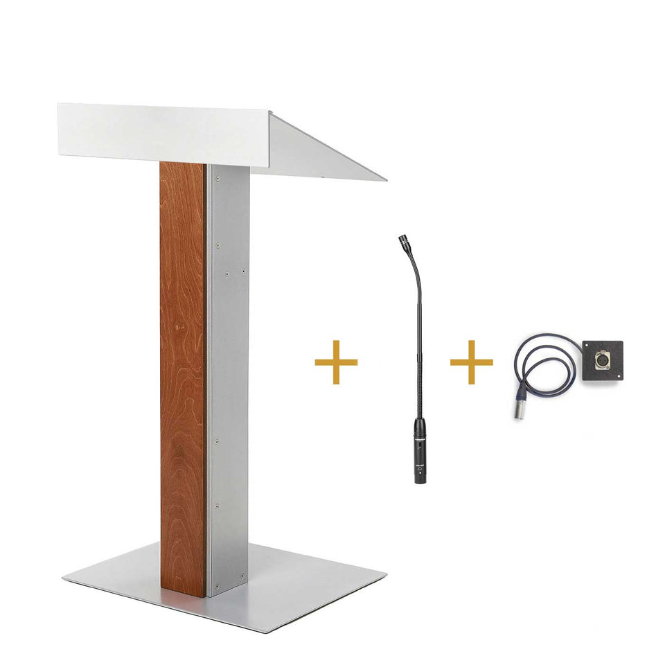 Combo Y55 Lectern - Complete solution - Set 1