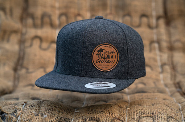 Dark Grey Aloha Outlaw