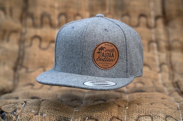 Heather Grey Aloha Outlaw