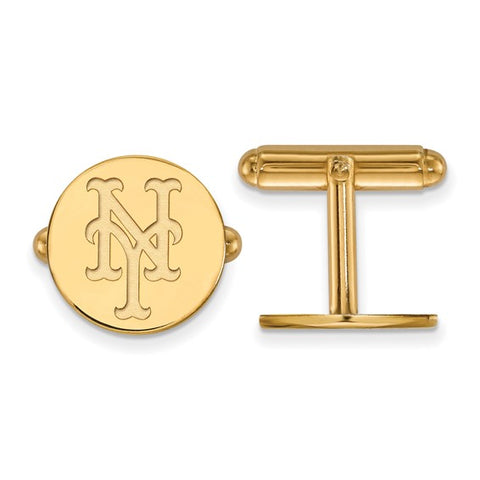 New York Mets Cufflinks
