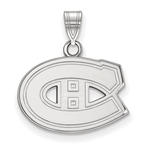 Montreal Canadiens Small Pendant