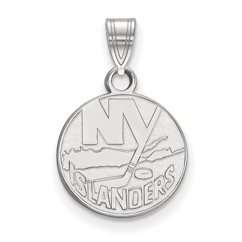 New York Islanders Small Pendant