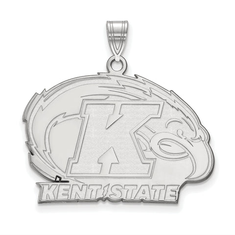 Kent State Golden Flashes Large Pendant