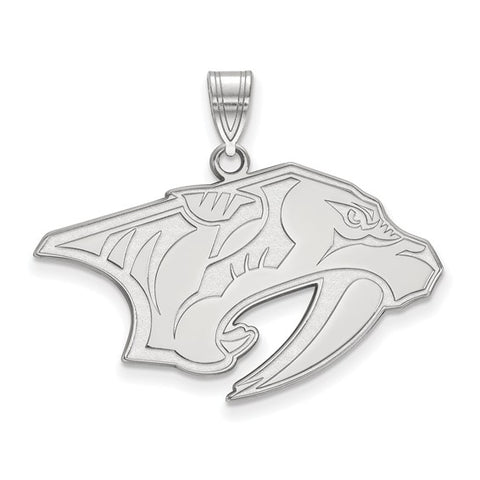 Nashville Predators Large Pendant
