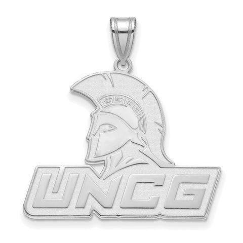 North Carolina Greensboro Spartans XL Pendant