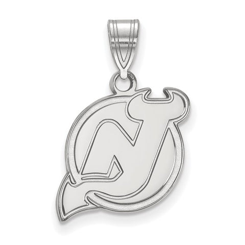 New Jersey Devils Medium Pendant