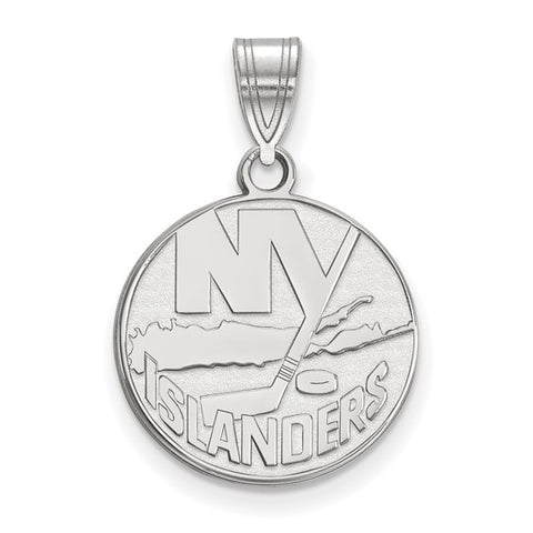 New York Islanders Medium Pendant
