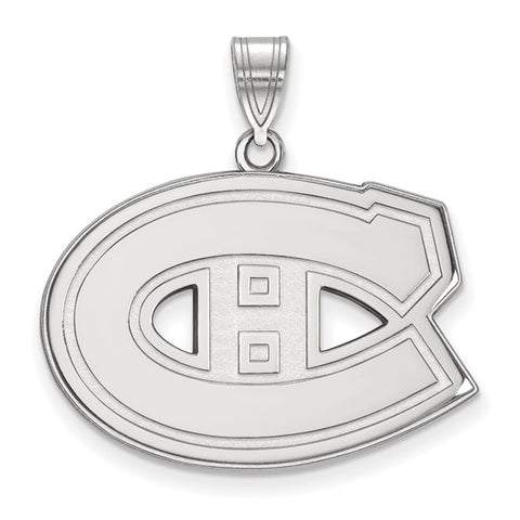 Montreal Canadiens Large Pendant