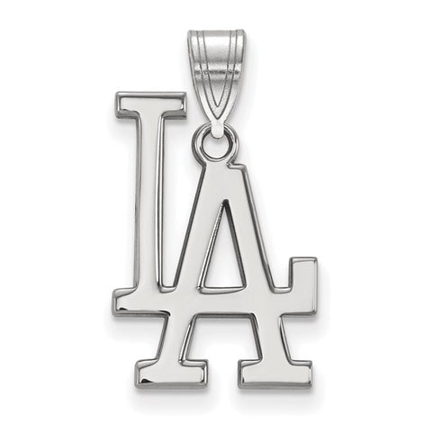Los Angeles Dodgers Large Pendant