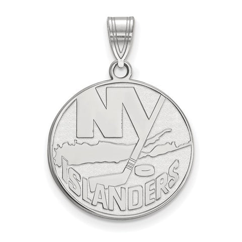 New York Islanders Large Pendant