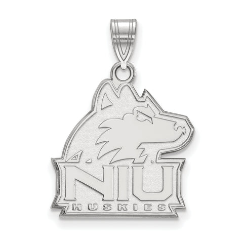 Northern Illinois Huskies Large Pendant