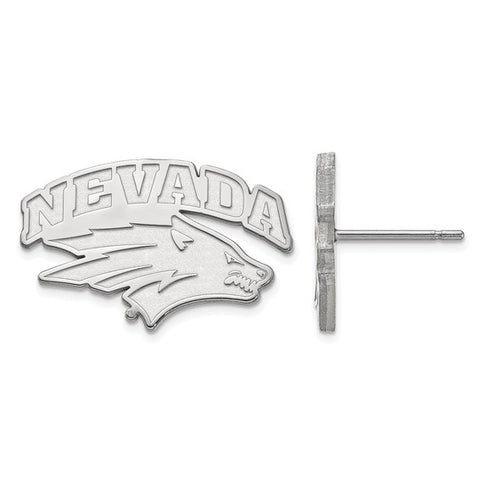Nevada Wolf Pack Small Post Earring