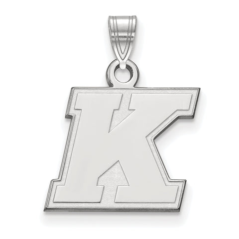 Kent State Golden Flashes Small Pendant