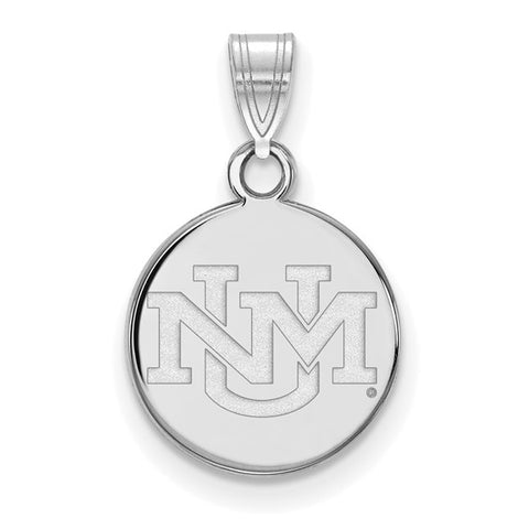 New Mexico Lobos Small Pendant