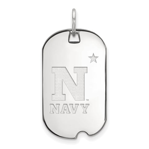 Navy Midshipmen Small Dog Tag