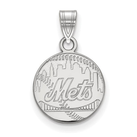 New York Mets Small Pendant