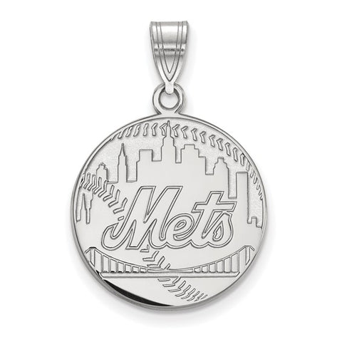 New York Mets Large Pendant