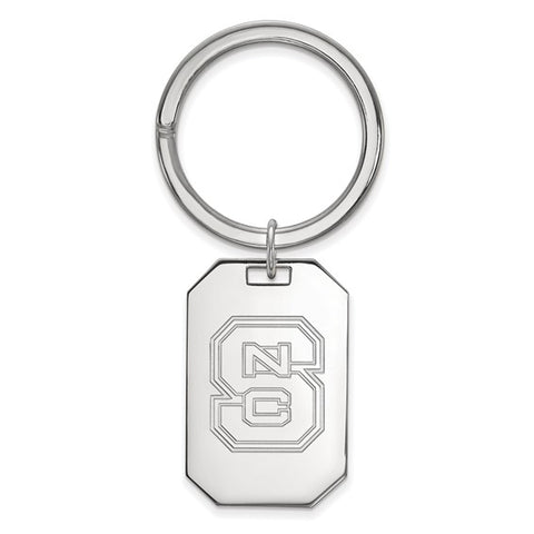 NC State Wolfpack Key Chain